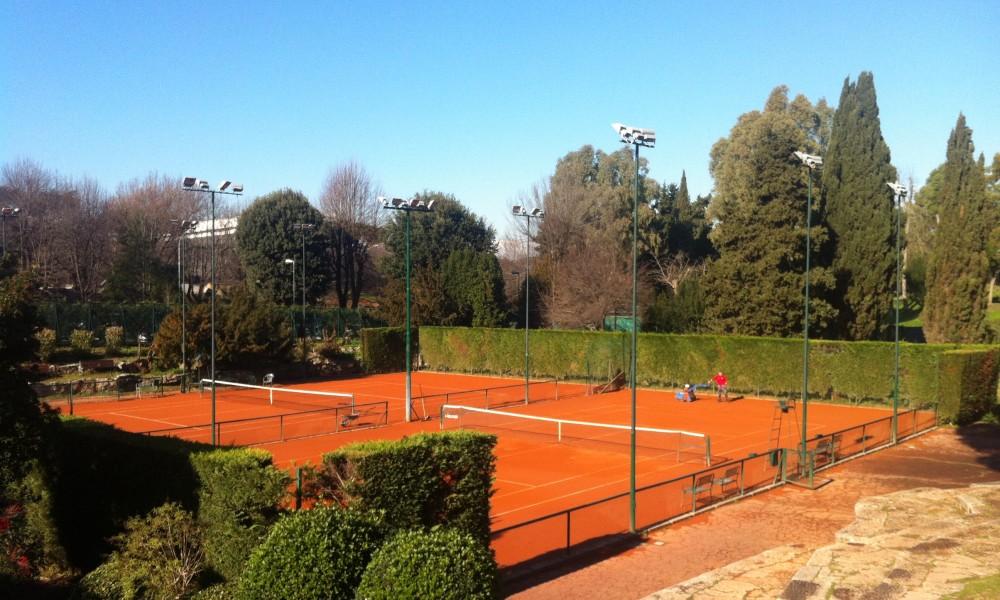 Campi Da Tennis Roma.Ct Eur Con Colombo E Nucci Vince Anche All Estero Cteur
