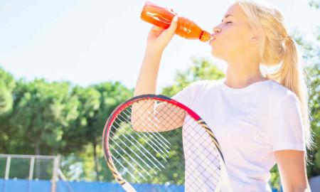 idratazione nel tennis