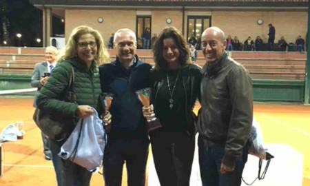 Nella foto, da sinistra Claudia Schininà, Vincenzo Vecchio, Federica Valenti e Michele Fioroni