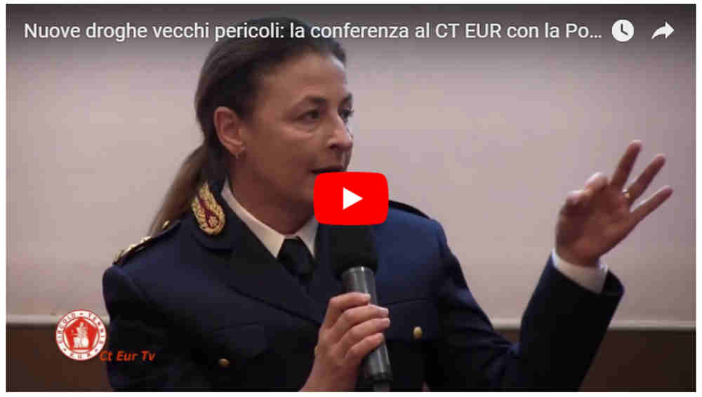 CT EUR nuove droghe