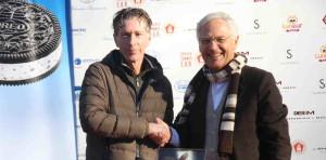 (Alessandro Porcellini ( a sinistra) Bruno Costi