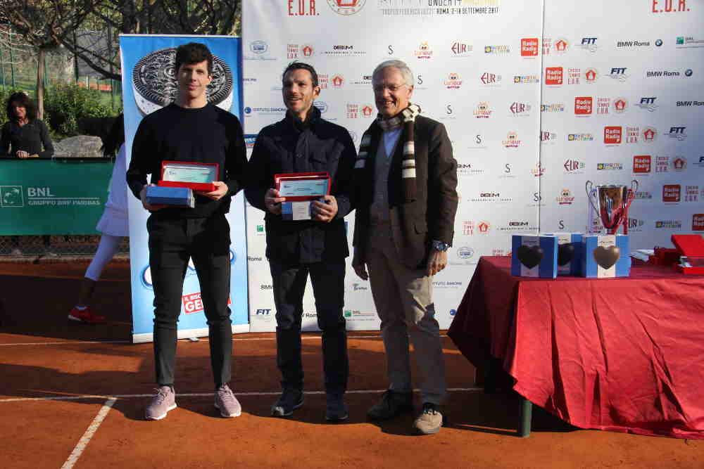 (da sx: Alessandro Oliva, Gianluca Rubeo, Bruno Costi)